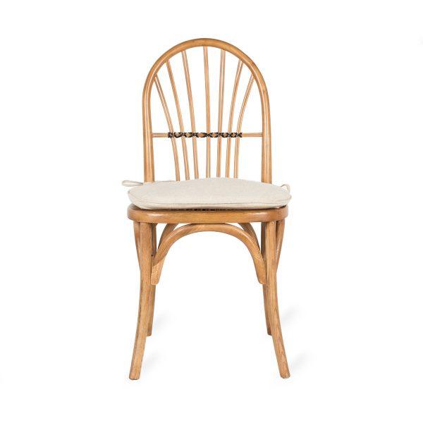 Chaise hôtelerie modèle Anni.