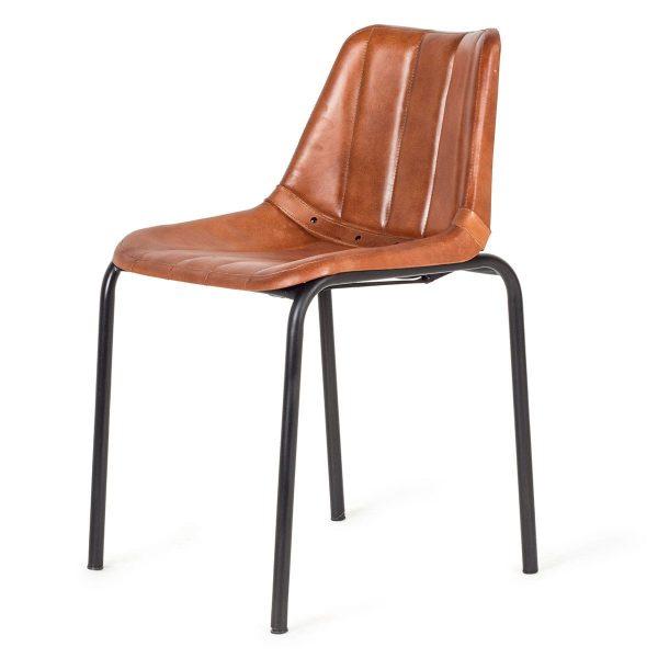 Chaises vintage.