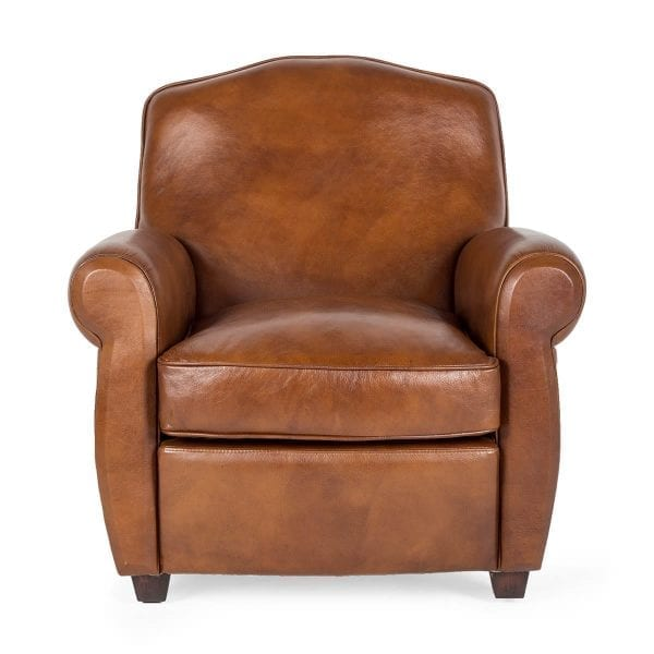 Classic armchairs Whiskey model.