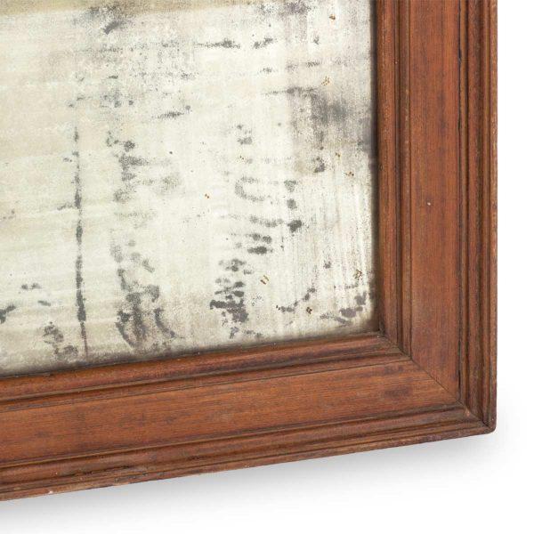 Imagen de detalle del espejo de segunda mano.