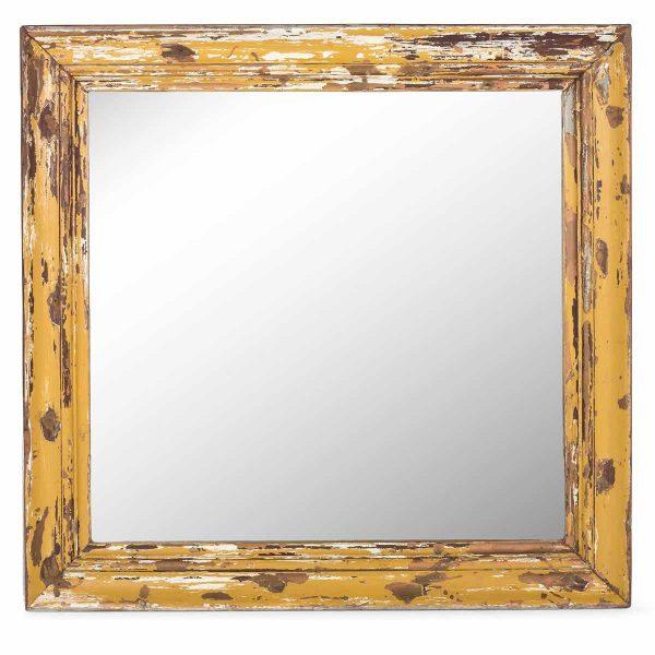 Antiguos espejos para tiendas.