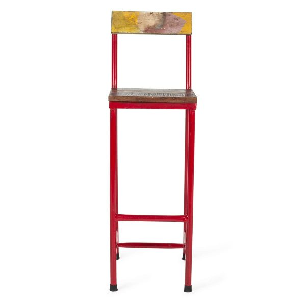 High stools Ágora model.