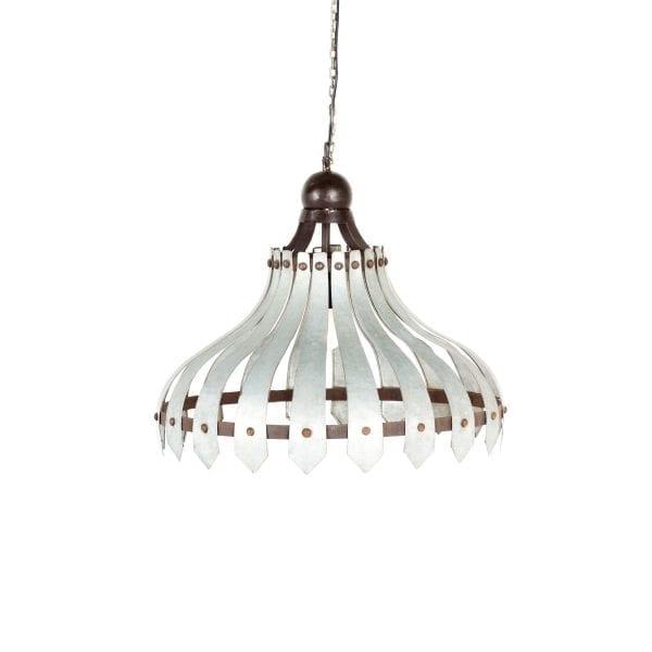 Lampes de plafond originales.