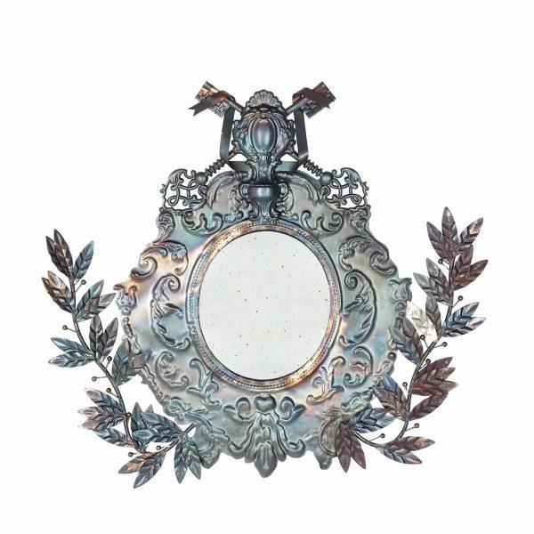 Miroirs décoratifs.