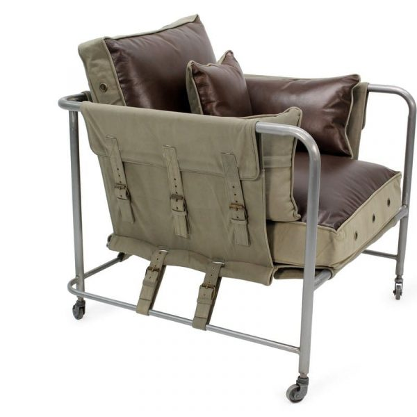 Darwin. Modern contract armchairs.