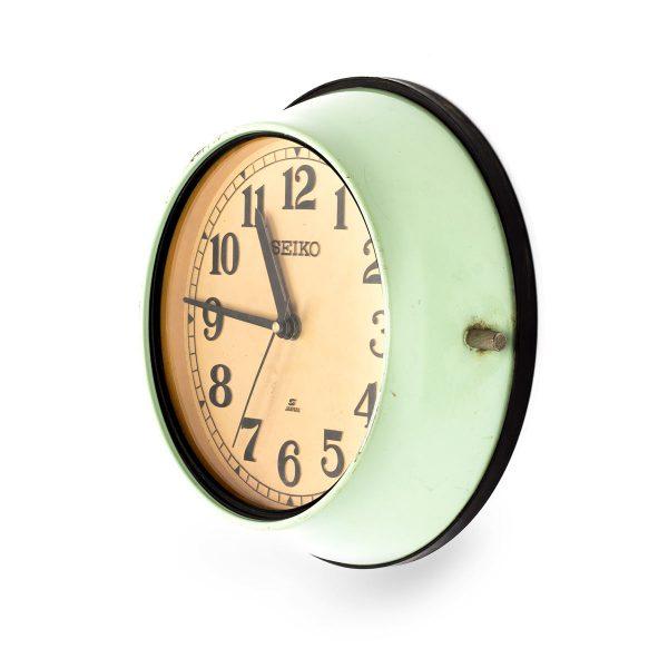 Reloj de pared vintage.