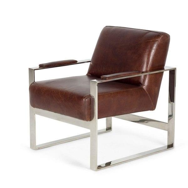 Retro aesthetics armchair Cittic model.