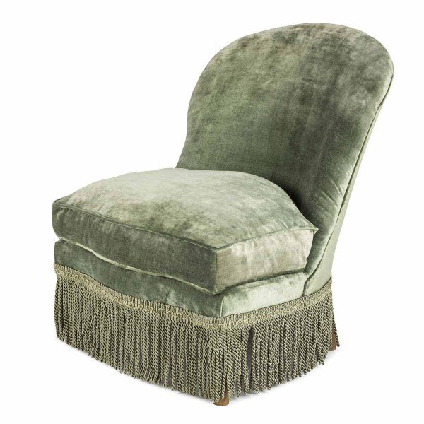 Pictures of the hotel armchairs Velvet model.