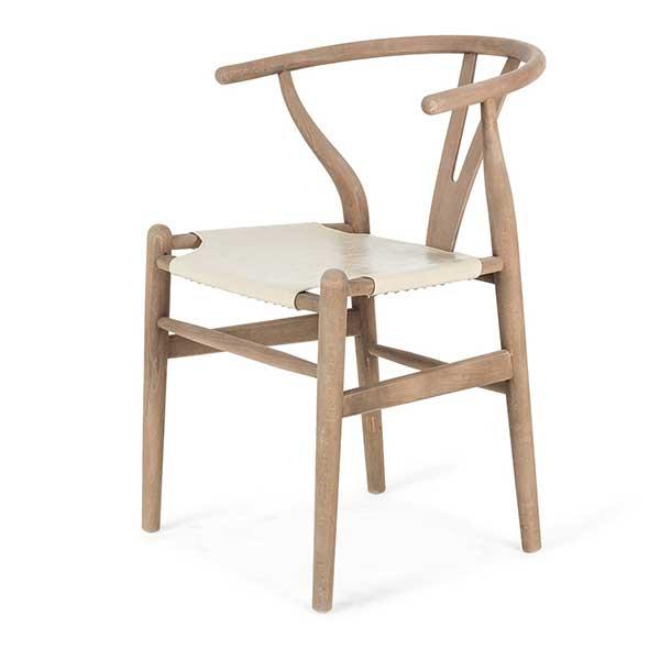 Reinterpretación de la silla CH 24.