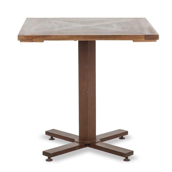 Bar tables.