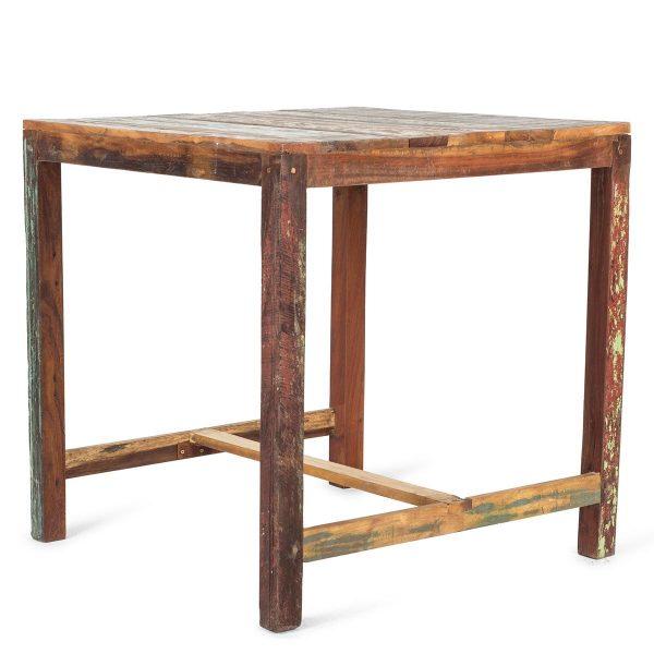 Tables en bois pour l'hôtellerie mod. Totem.