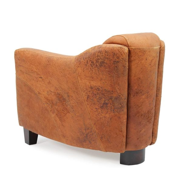 Bugatti. Vintage armchairs for hotels.