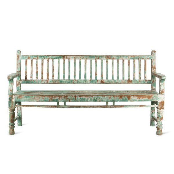 Banc antique vintage.