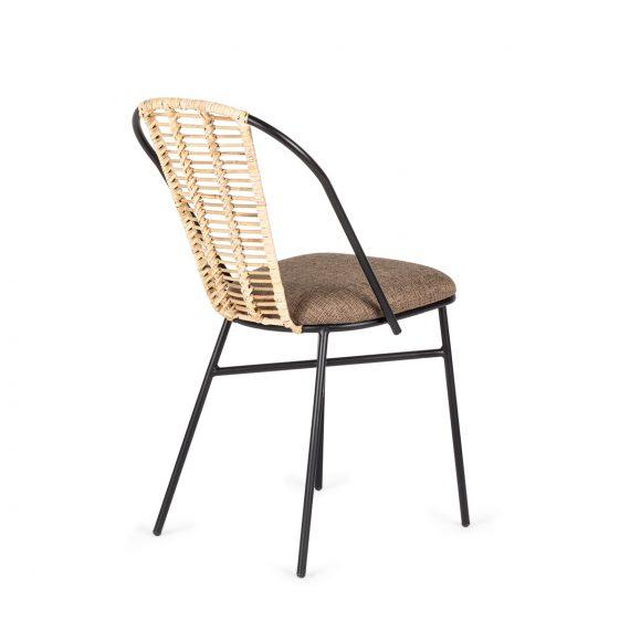 Chaise de restaurant modèle Bahrain.