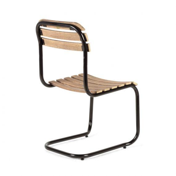 Chaises industrielles modèle Miami.