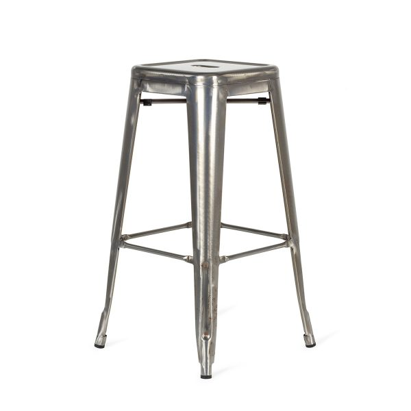Podium stools, industrial style.