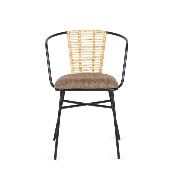 Hospitality padded chair.