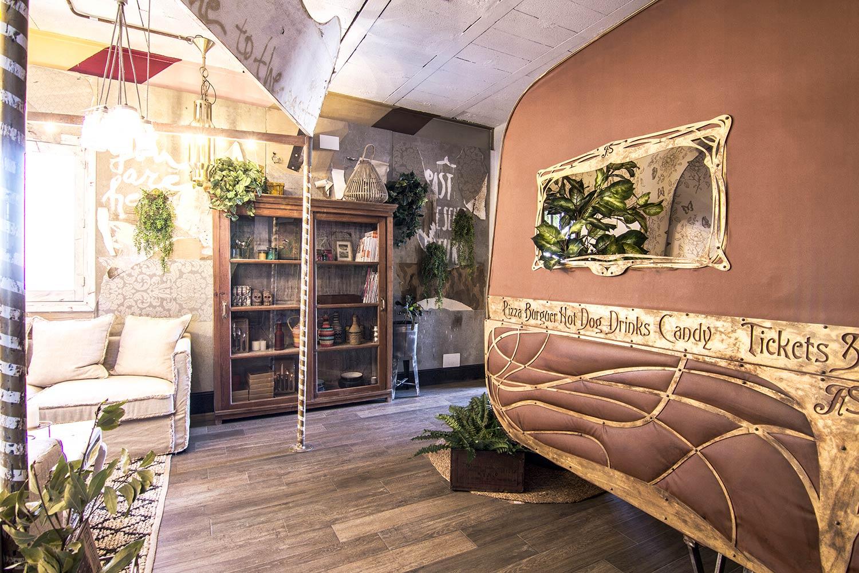 Tienda de mobiliario Magasin mobilier vintage Francisco Segarra.vintage Francisco Segarra.