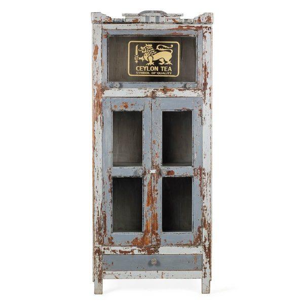 Meuble antique stockage.