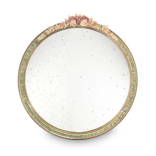 Miroirs muraux style Shabby Chic.