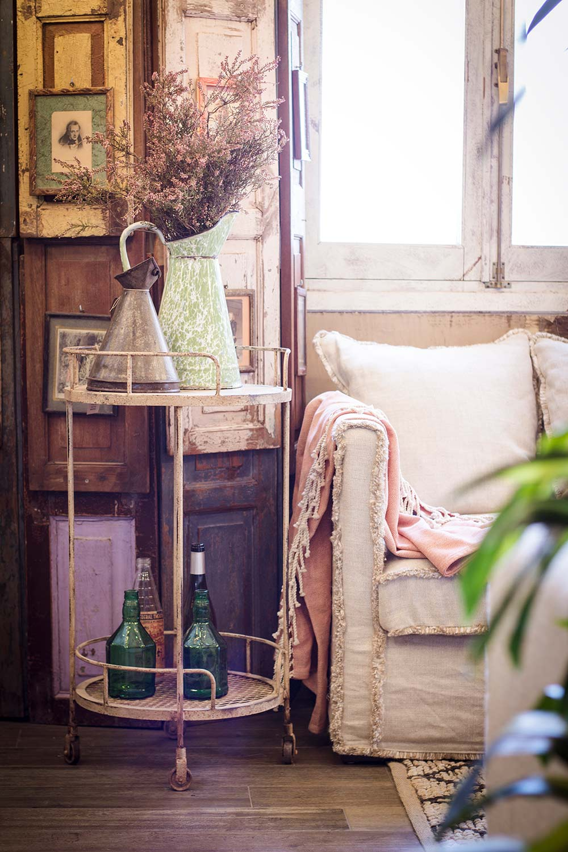 Photo du mobilier pour hôtel Francisco Segarra.