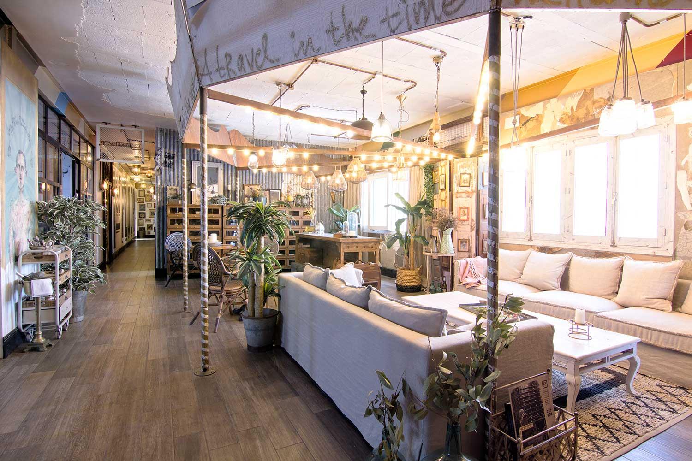 Découvrez le nouveau showroom de Francisco Segarra.