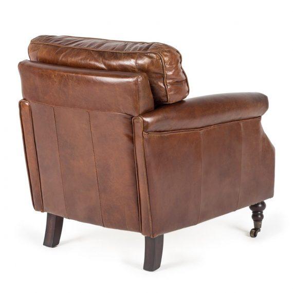 Imagen trasera del sillón Churchill.