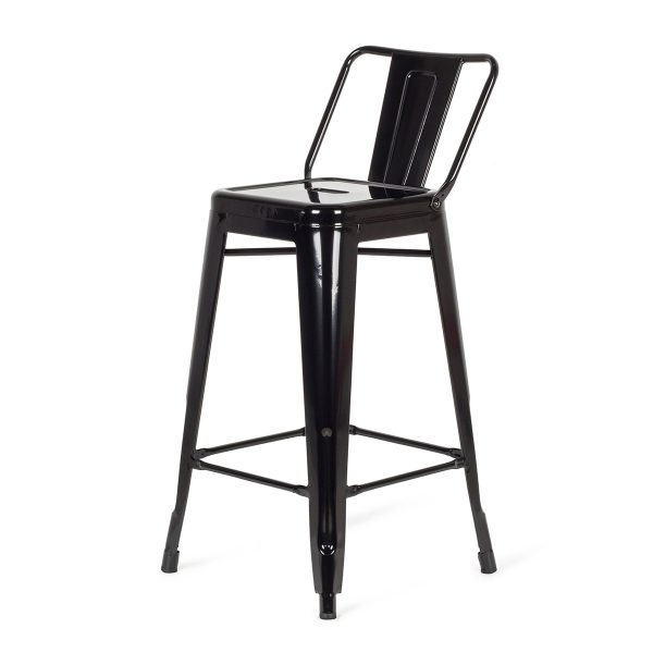 Black stools Podium. Now at the best price!