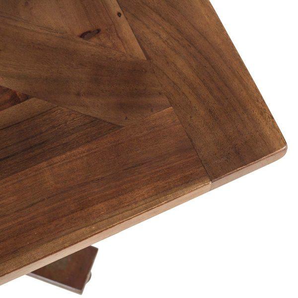 Tables de bar modèle Libra. Ton foncé.