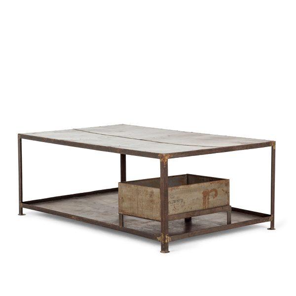 Tables de centre modèle Enack.