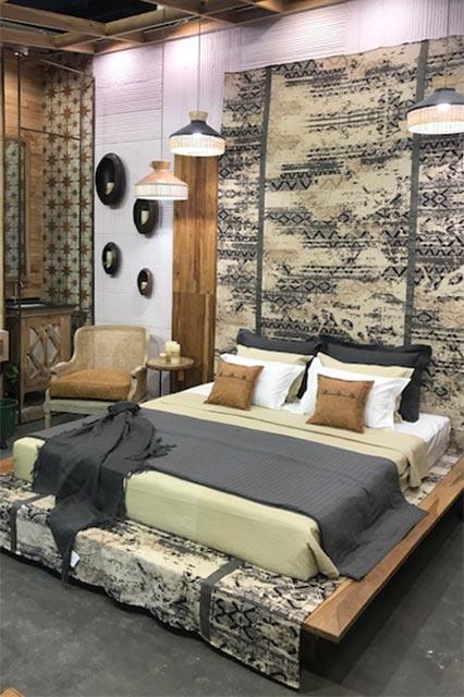 Tendances de meubles pour hôtels.