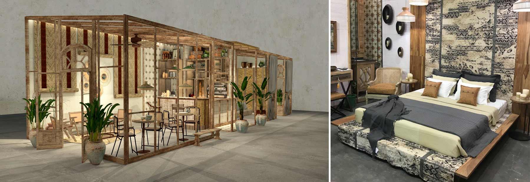 Nouvelle: tendances mobilier hôtelier.