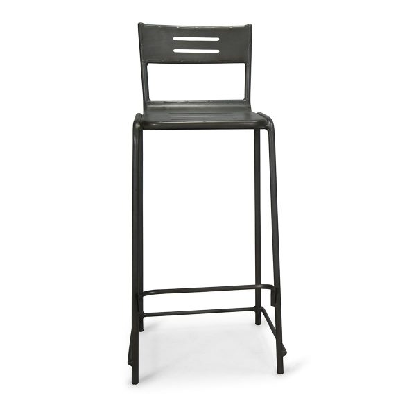 Picture of the high bar stools Iris model.