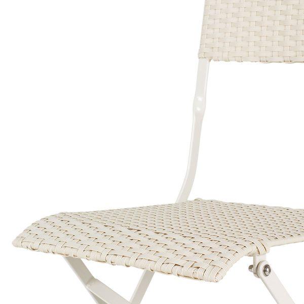 Hospitality terrace chairs.