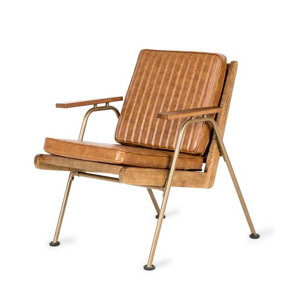 Retro armchair Arnal model.