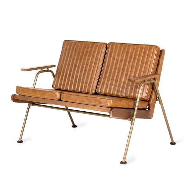 Retro sofa Arnal model.