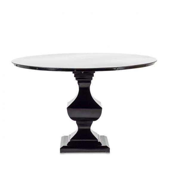 table plateau rond pour restaurants l gance indiscutable. Black Bedroom Furniture Sets. Home Design Ideas