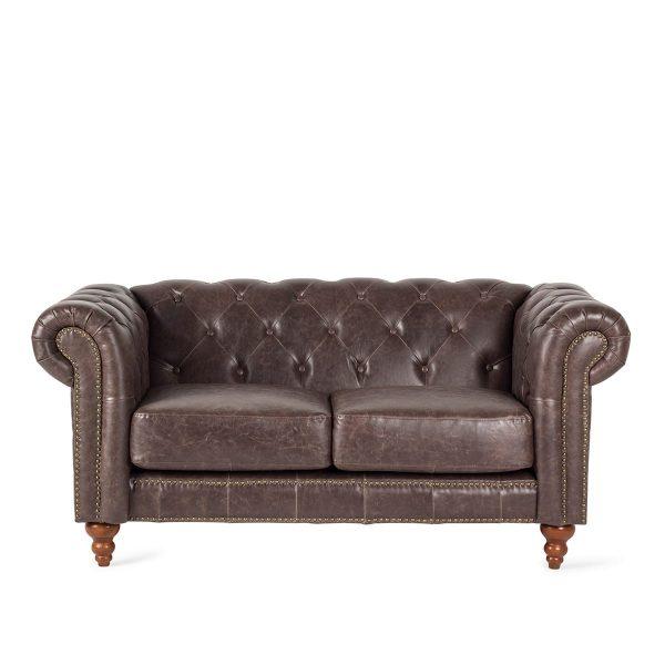 Vintage style sofa.
