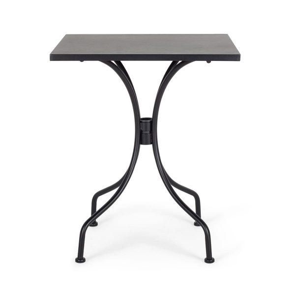 Café tables.