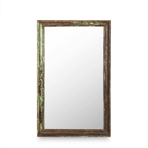 Espejo antiguo decoración.