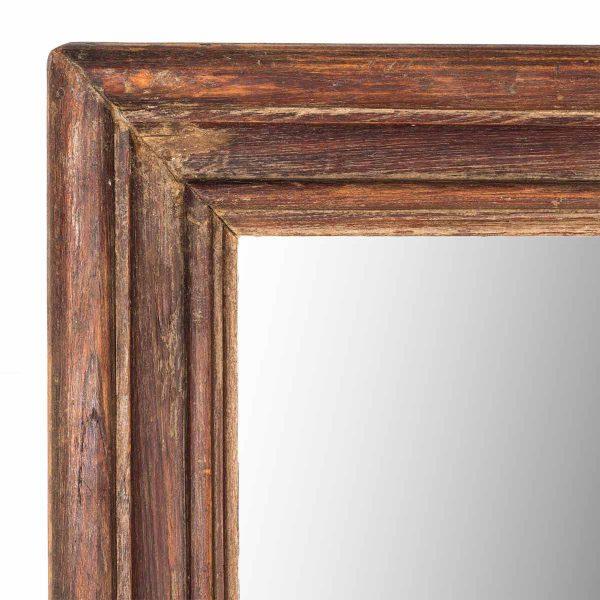 Espejo antiguo vintage.
