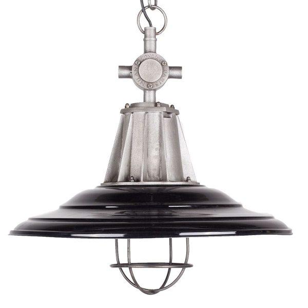 Industrial vintage lighting.