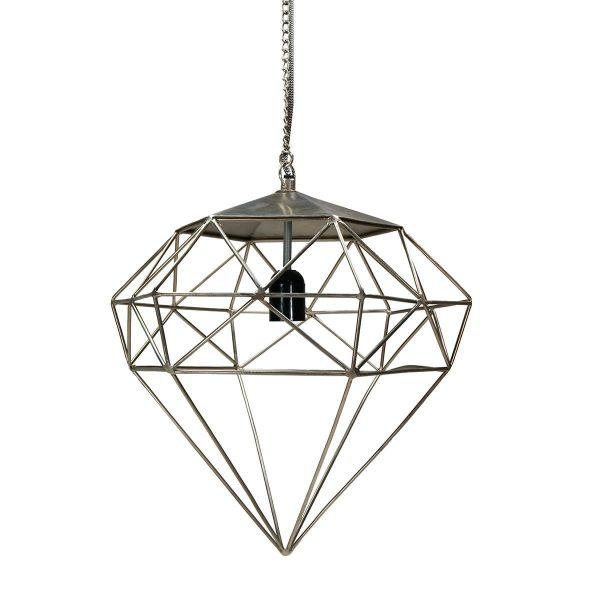 Modern luminaires Diamond by Francisco Segarra.