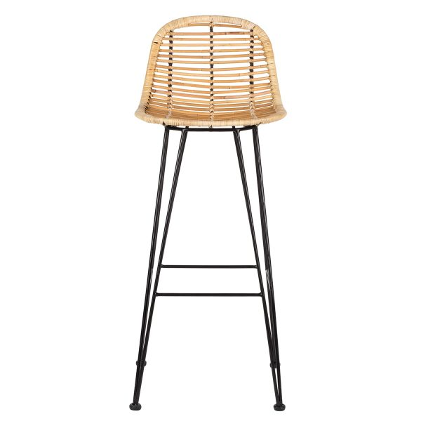 Nordic high stool.