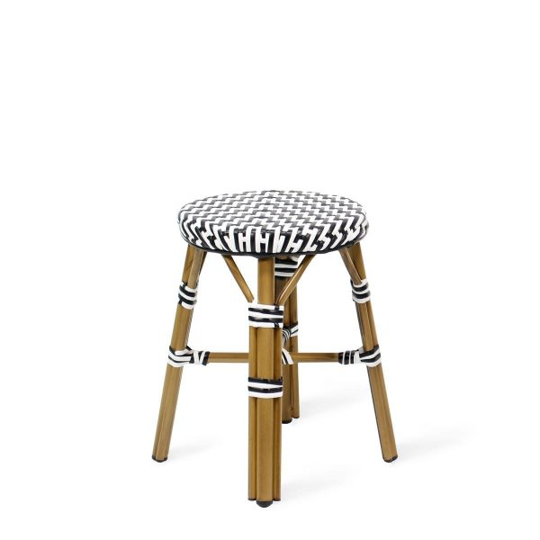 Ravel. Outdoor low stools.
