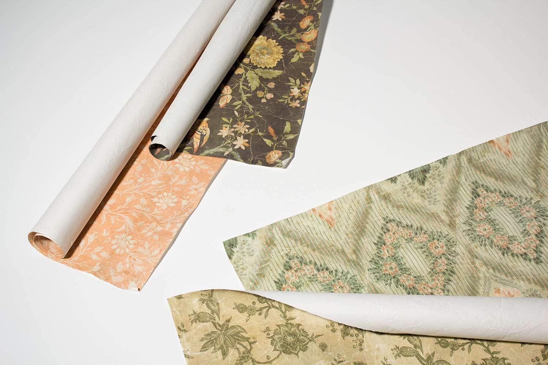 Papiers peints de la marque Francisco Segarra.