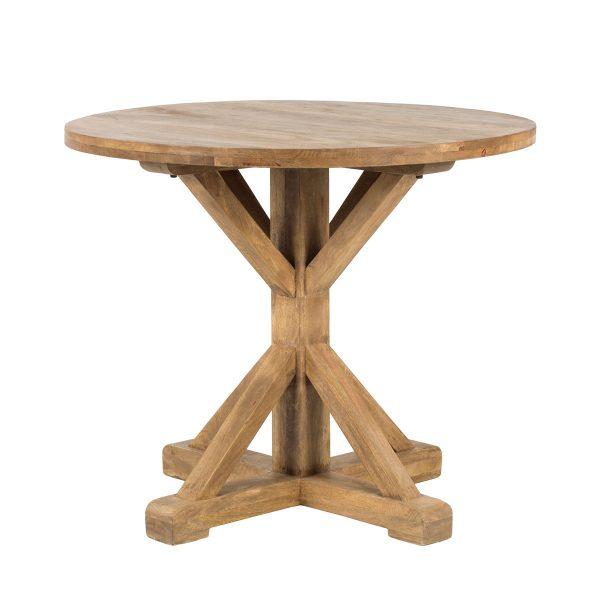 Table bois massif.