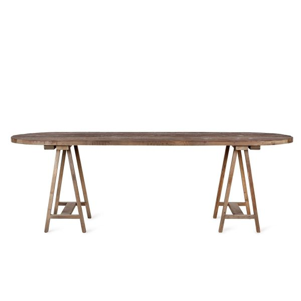 Hostelry tables, suitable for 8-10 diners.