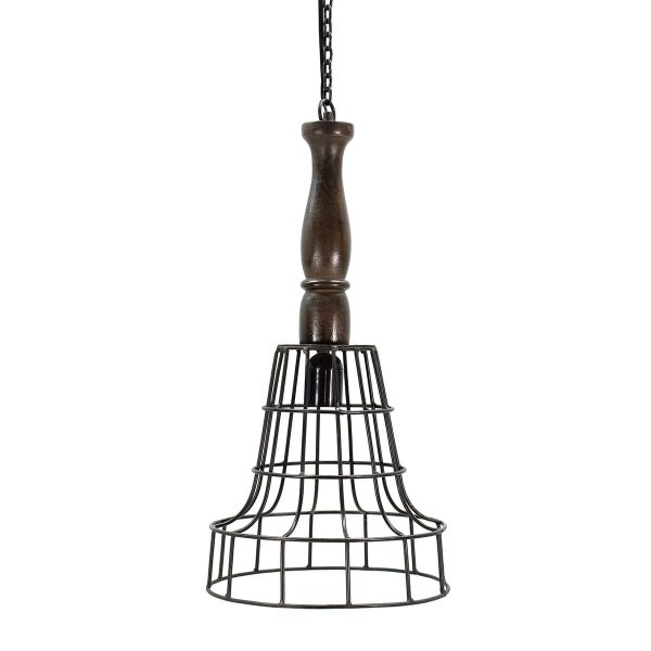 Workshop lamp.