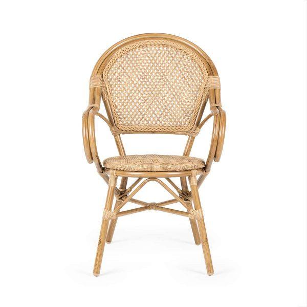 Bar terrace chairs.